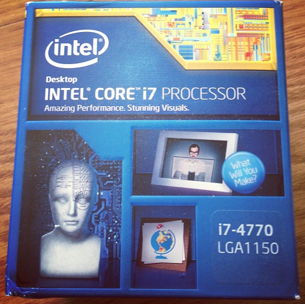 Intel Core i7 Haswell.