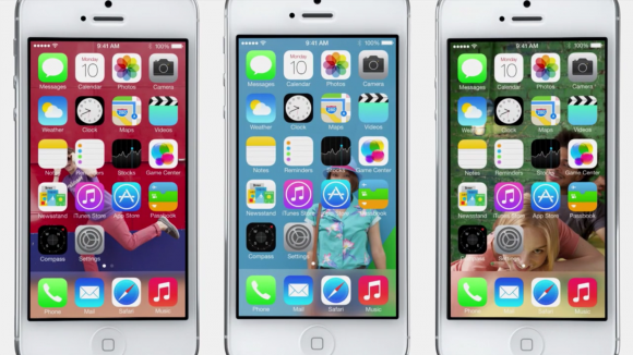 iOS7-homescreens