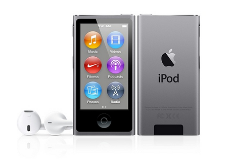 Apple Adds Space Grey Versions Of Ipod Touch Ipod Nano And Ipod Shuffle Haverzine