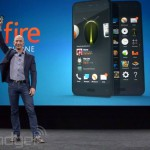 Amazon announces Fire Phone, a phone with a lot of cameras