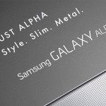 Samsung announces the Galaxy Alpha, and no, it's not to take on the next iPhone